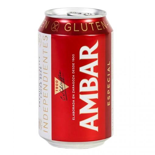 Celíacos Lager Bier (Blik) van Ambar