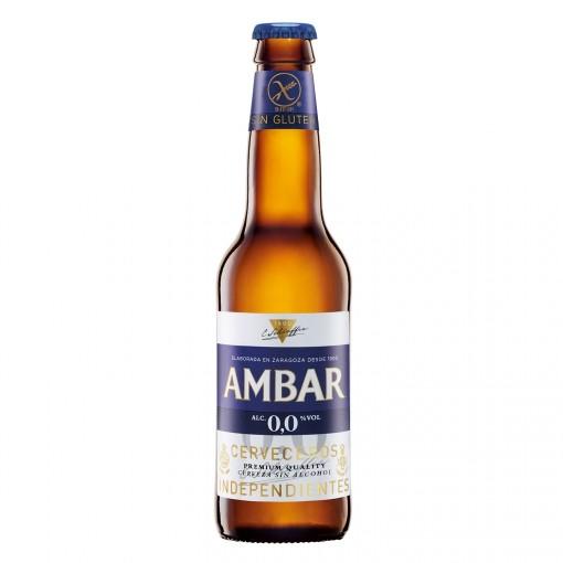 Celíacos Alcoholvrij Bier 0.0% van Ambar