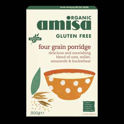 Viergranen Pap Mix van Amisa