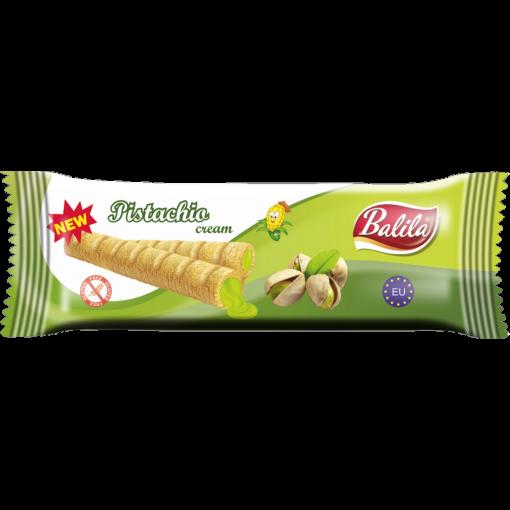 Maisrolletjes Pistache van Balila