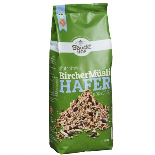 Havermuesli Bircher van Bauckhof