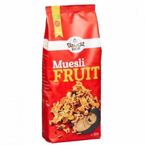 Krokante Muesli Fruit van Bauckhof