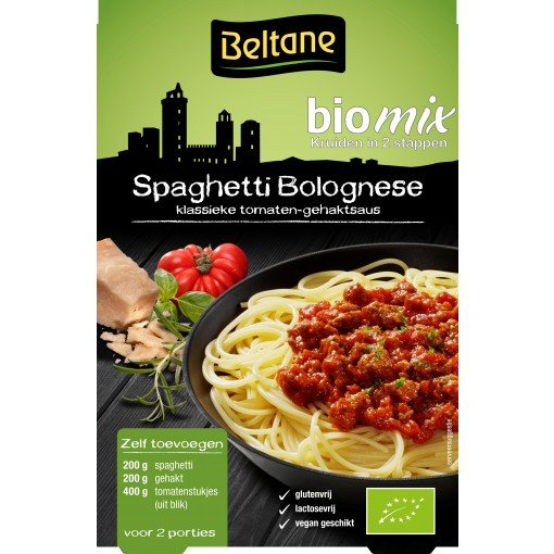 Spaghetti Bolognese van Beltane
