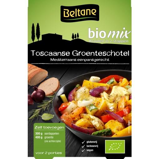 Toscaanse Groenteschotel van Beltane