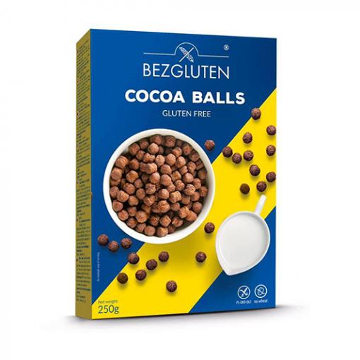Cocoa Balls van Bezgluten