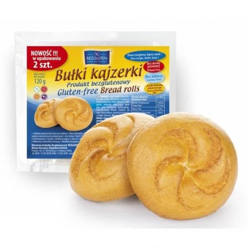 Keizerbroodjes van Bezgluten