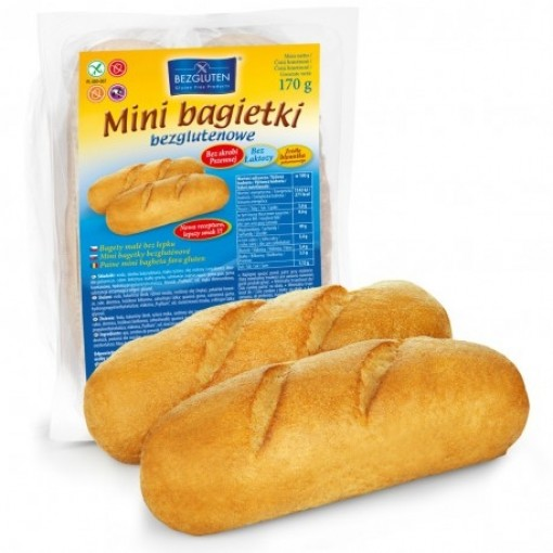 Mini Baguette  van Bezgluten