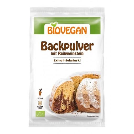 Bakpoeder van Bio Vegan
