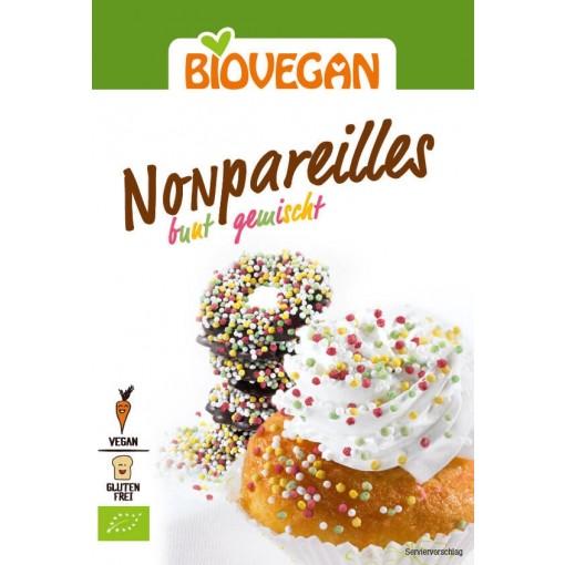 Gekleurde Pareltjes - Non Pareilles van Bio Vegan