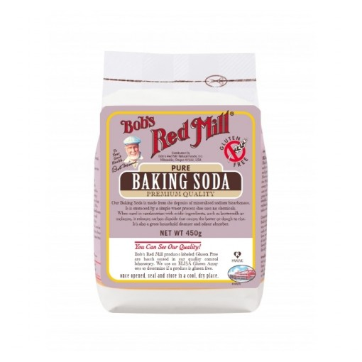 Pure Baking Soda van Bob's Red Mill