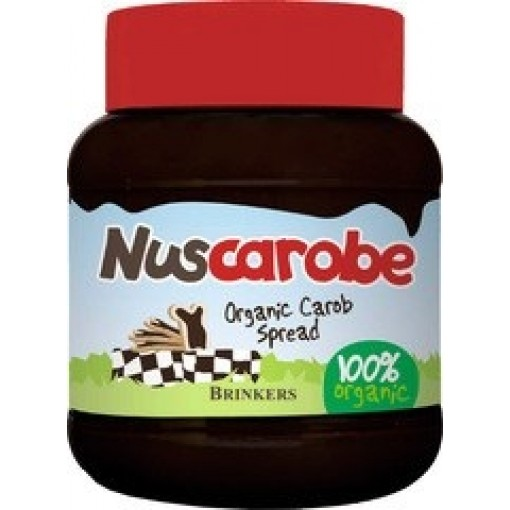 Nuscarobe Carobepasta van Brinkers
