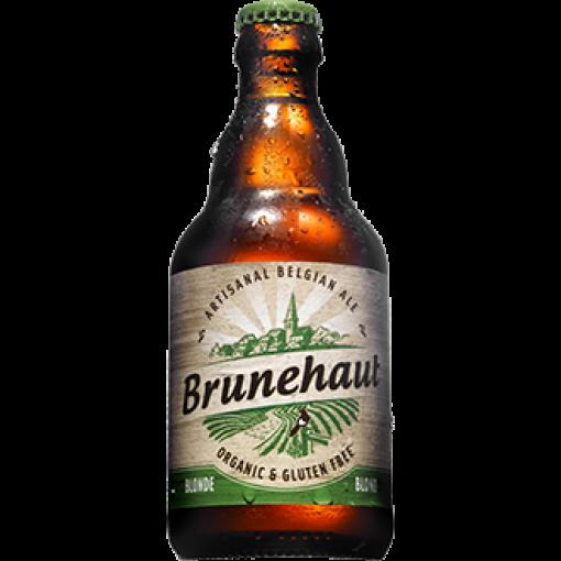 Blond Bier van Brunehaut