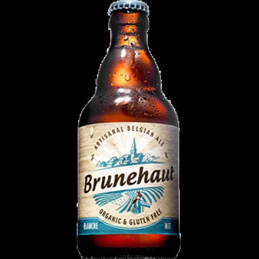 Wit Bier  van Brunehaut
