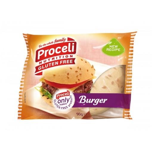 Hamburgerbroodje  van Proceli