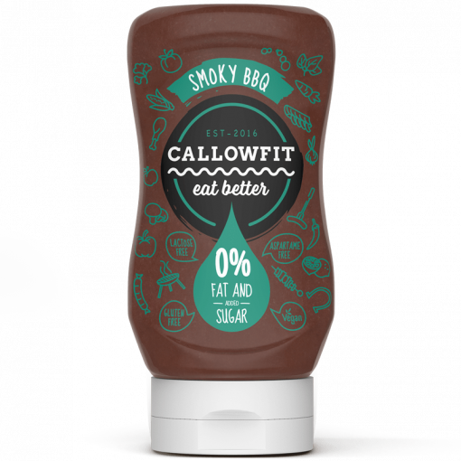 Smoky BBQ Sauce van Callowfit
