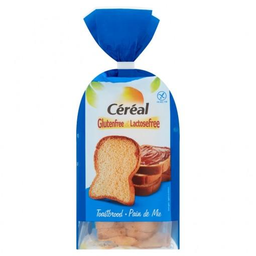 Toastbrood van Céréal