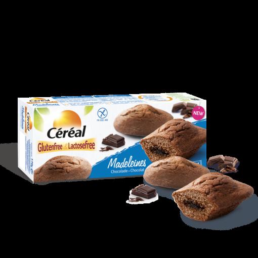 Madeleines Chocolade van Céréal