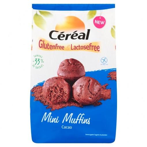 Mini Muffins Cacao van Céréal