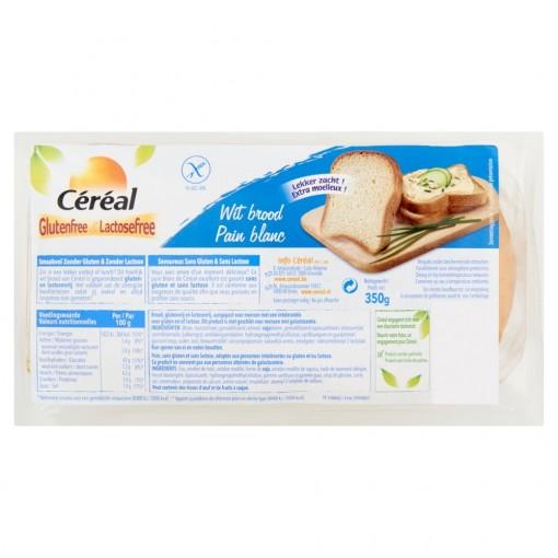 Wit Brood van Céréal