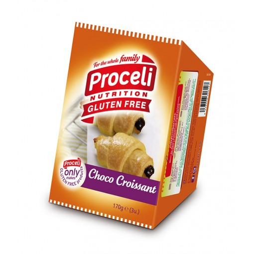 Chocolade Croissants van Proceli