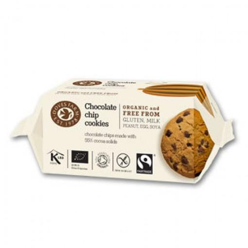 Chocolate Chip Cookies van Doves Farm