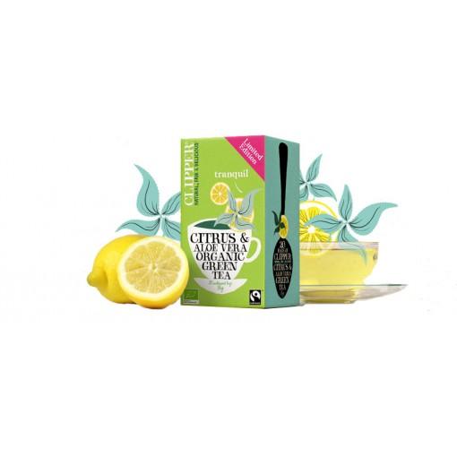 Green Citrus & Aloë Vera  van Clipper