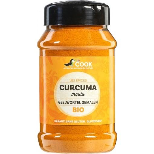 Curcuma 200 gram van Cook