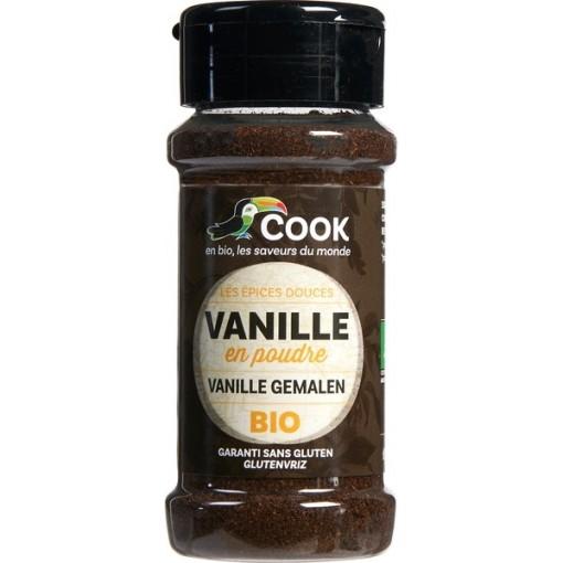 Vanille Poeder van Cook