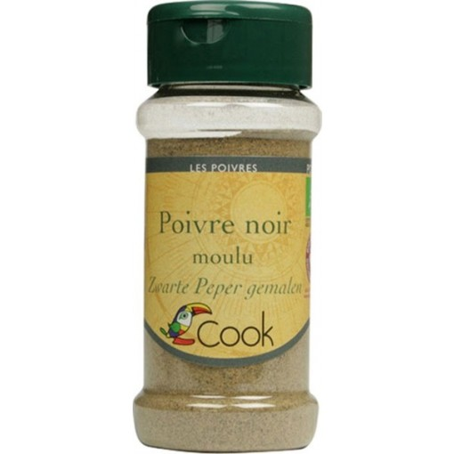 Zwarte Peper Gemalen van Cook