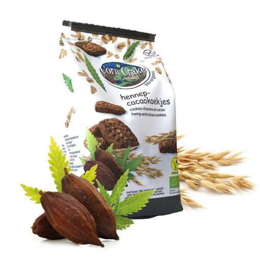 Hennep Cacaokoekjes van Corn Crake