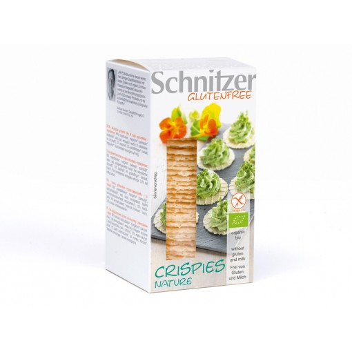 Crispies Naturel van Schnitzer