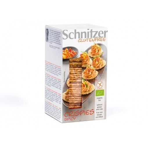 Crispies Spicy van Schnitzer