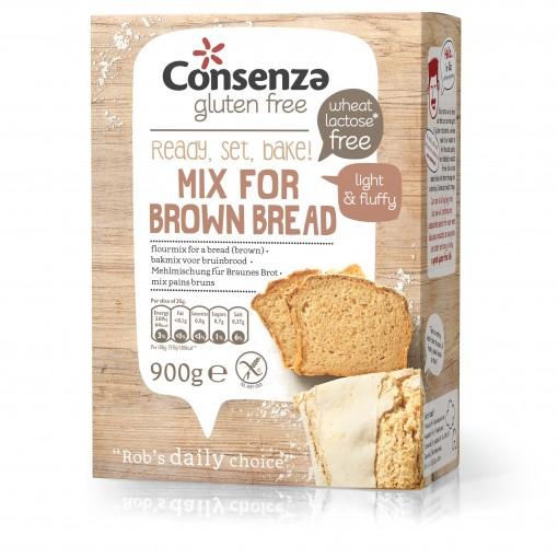 Broodmix Bruin van Consenza