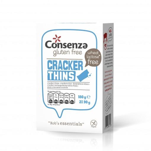Crackers Dun van Consenza