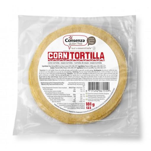 Mais Tortilla van Consenza