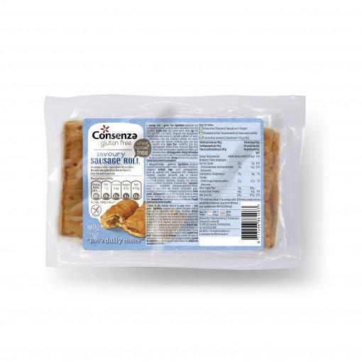 Saucijzenbroodjes van Consenza
