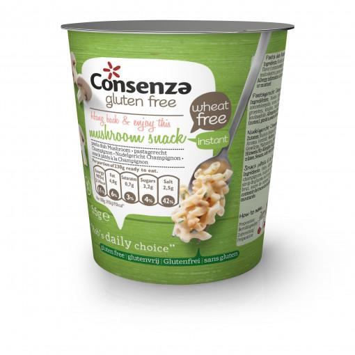 Instant Pasta Champignons (T.H.T. 07-03-2021) van Consenza