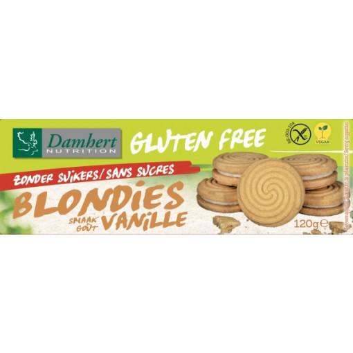 Blondies van Damhert