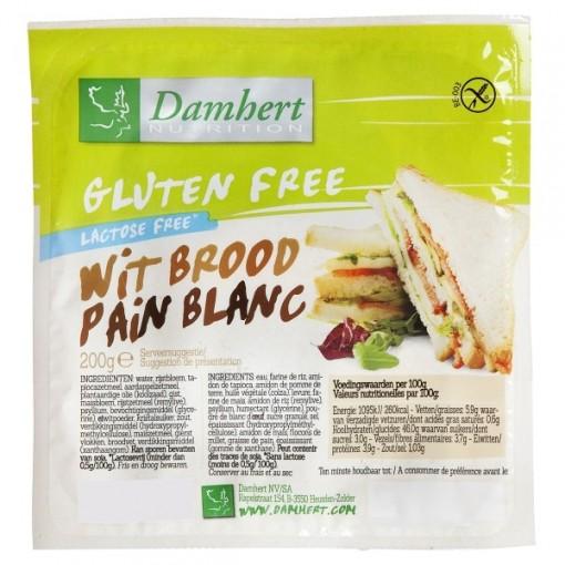 Wit Brood van Damhert
