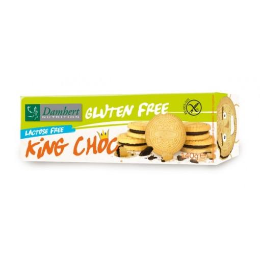 King Choc Koekjes van Damhert
