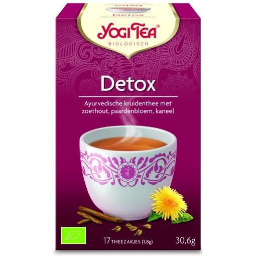 Detox van Yogi Tea