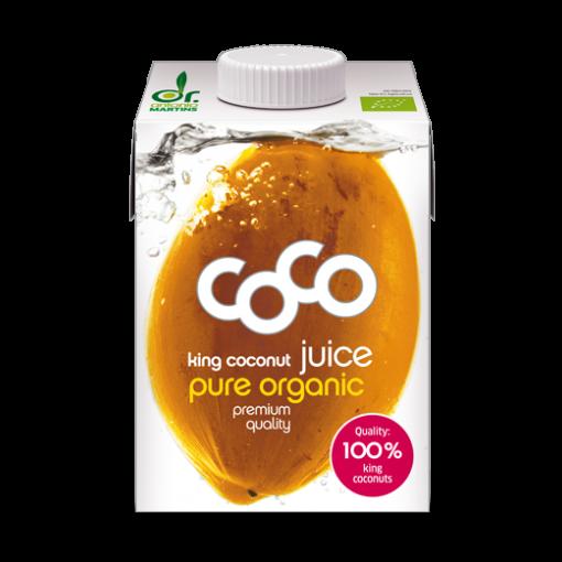 Coco Juice King Coconut van Dr. Martins
