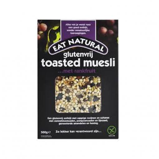 Toasted Muesli Rankfruit van Eat Natural