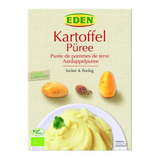 Aardappelpuree van Eden