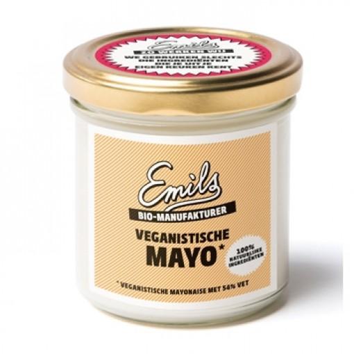 Veganistische Mayo van Emils