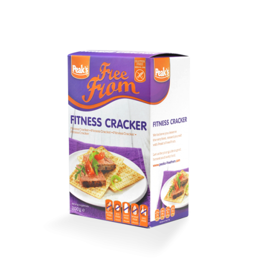 Fitness Cracker van Peak's