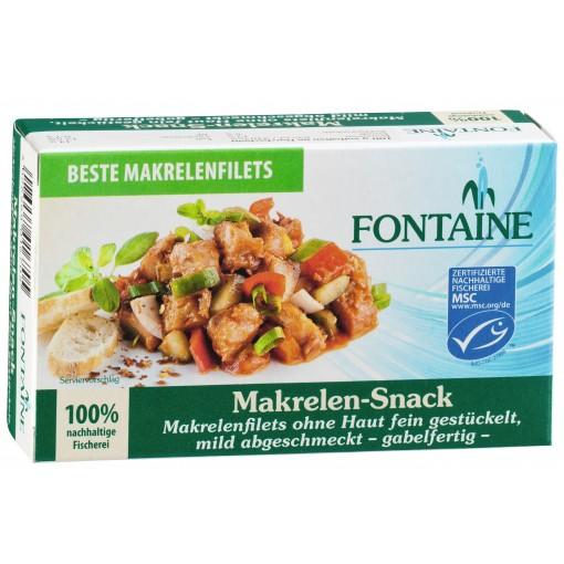Makreel Snack van Fontaine