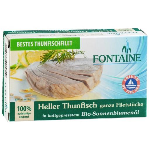 Hele Tonijnfilet van Fontaine