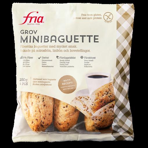 Minibaguette Vezelrijk van Fria