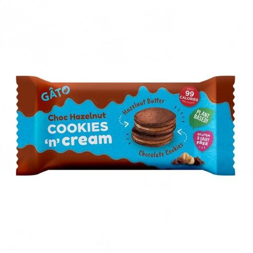 Cookies 'n' Cream Hazelnut Butter van Gâto